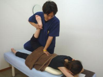 1.「骨盤調整」と「鍼灸」で行うからだの調整