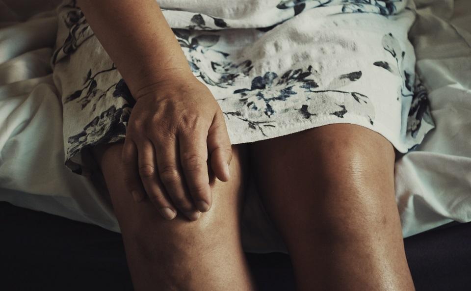 ストレッチのあと膝が痛くなる