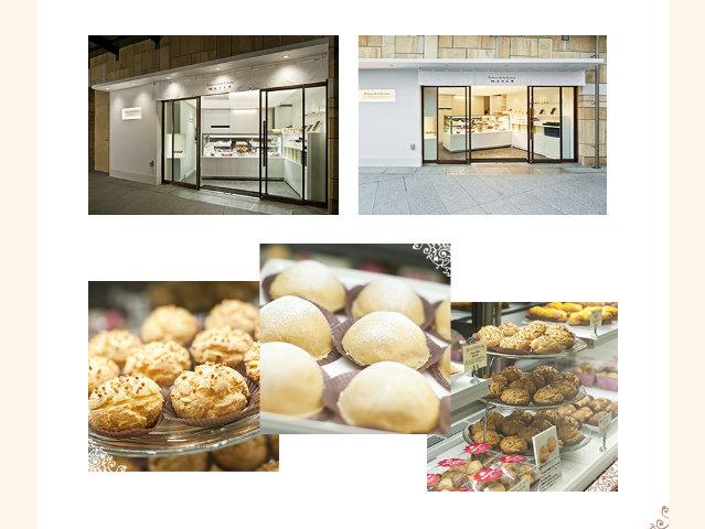 イオンモール京都桂川「Crème de la Crème」のクッキーシューがカラフルでお土産に最高!