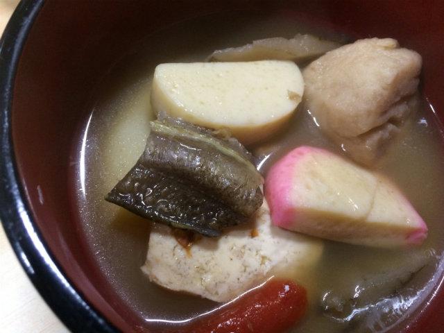 広島のお雑煮は穴子入り!?嫁の実家のお雑煮は具が多すぎてカオスになる #ozoni2016
