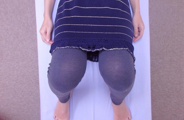 [妊婦ストレッチ]骨盤底筋を鍛えて『尿漏れ』を防ごう!