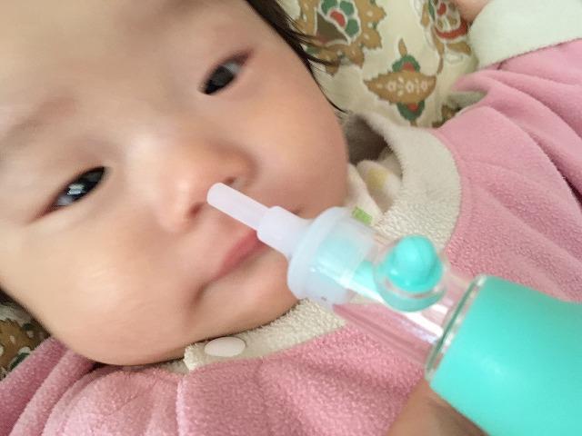 鼻水キュートルの使用法