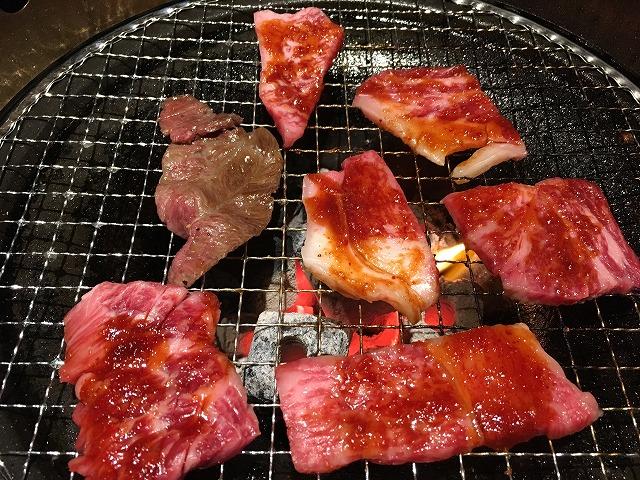 烏丸丸太町の焼肉処「きはら」ここの近江牛のハラミが絶品!