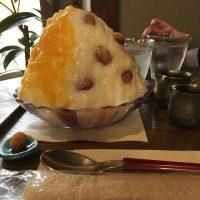 かき氷が絶品!京都市役所前カフェ「火裏蓮花」へ急げ!