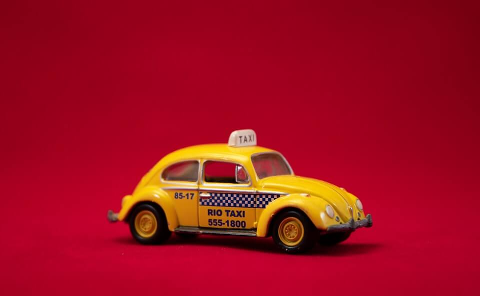 タクシー通院