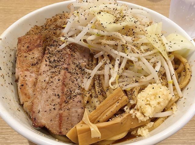 桂のラーメン屋「コムギノキラメキ」の鶏白湯があっさりしてチョーうまい!