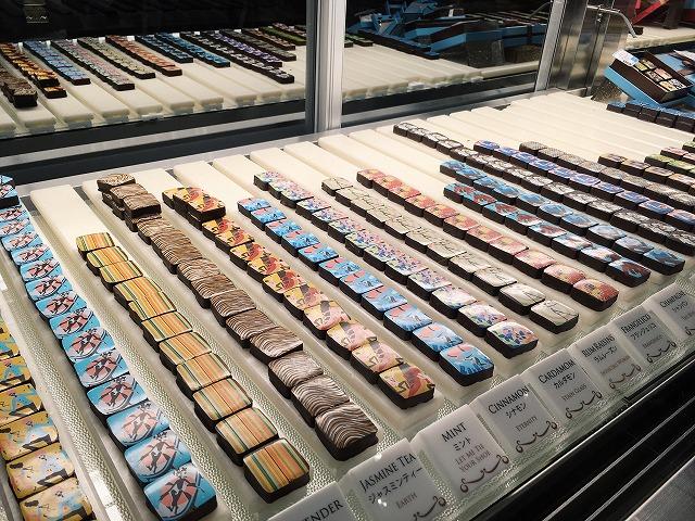 京都「マリベル」これがNYのチョコレートか!ここは女性のテンションが間違いなく上がるお店