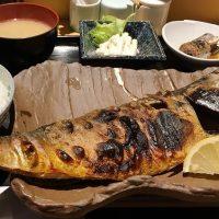 向日市「魚ふじ」|20年間毎日市場に通う大将が作る魚料理はボリュームがすごい!