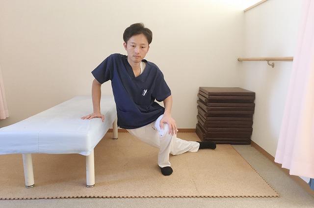 O脚ストレッチ【vol.2】椅子を使ったO脚ストレッチ