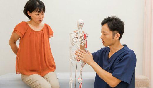 リズム鍼灸院のバネ指施術について