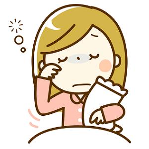 腰痛でなかなか起き上がれない